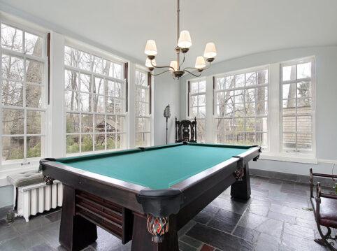 billiard balls pool table springfield ma